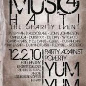 Music4Haiti @ YumYum